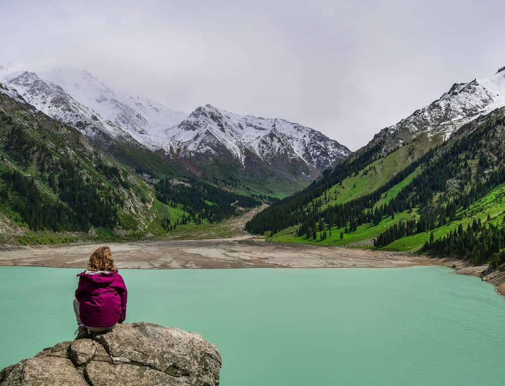 Hiking in Almaty - The best hikes and daytrips from Almaty