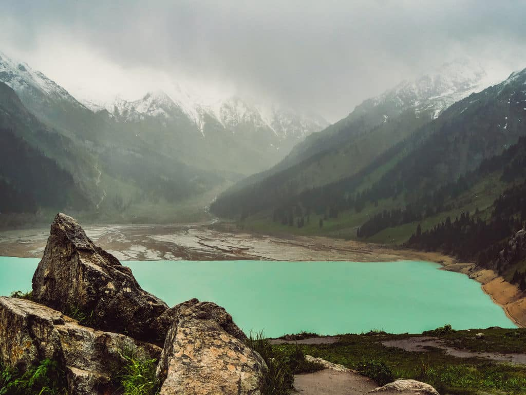 How to get to Big Almaty lake from Almaty - Journal of Nomads
