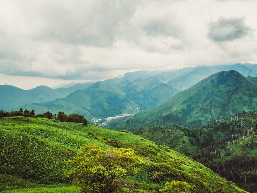 Hiking trails in Almaty - Journal of Nomads