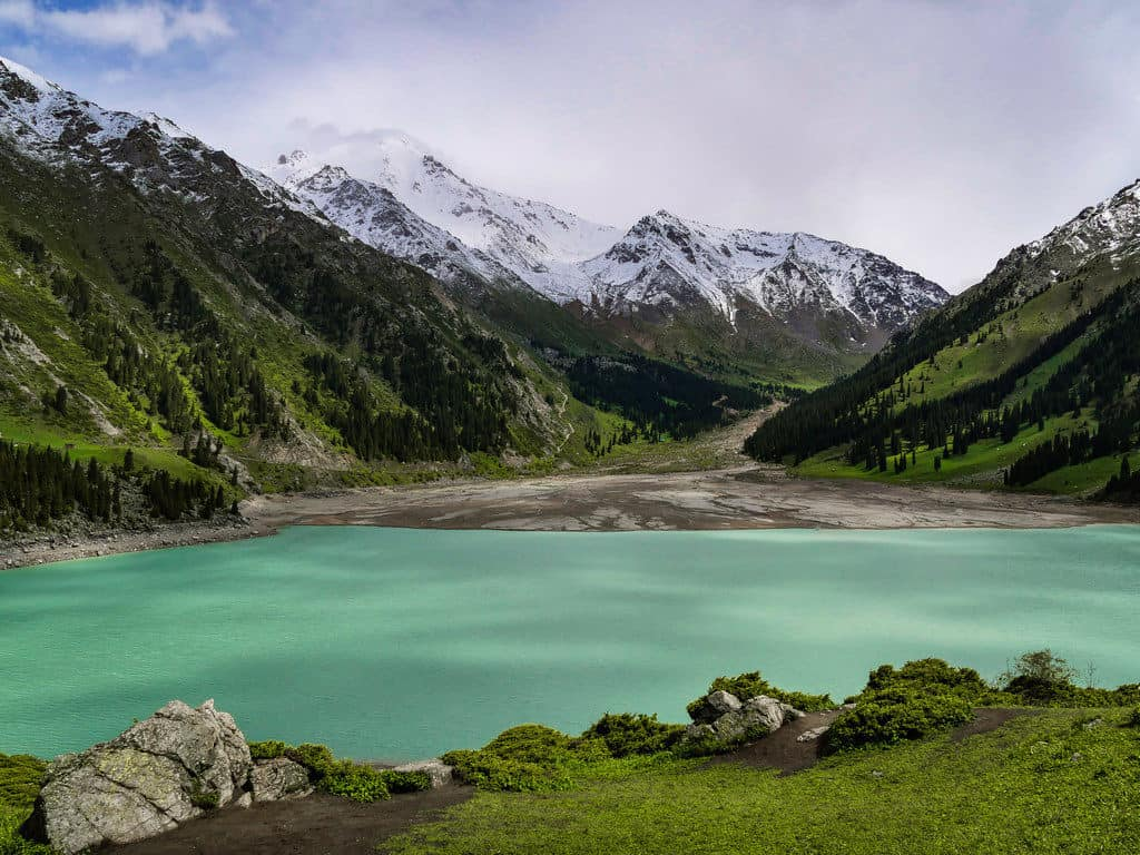 Big Almaty Lake - daytrips from Almaty - Journal of Nomads