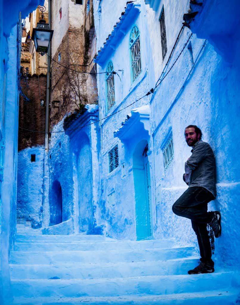 How to renew your travel visa for Morocco - Chefchaouen - Journal of Nomads