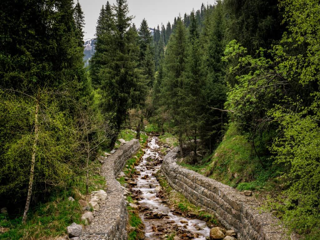 Hiking in Almaty - Hiking Peak Furmanov - Journal of Nomads