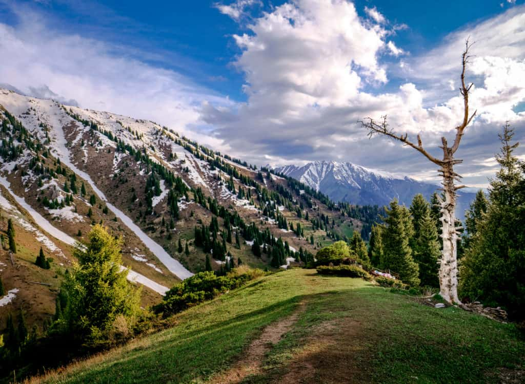Hiking in Kazakhstan - The best and most beautiful hikes in the region - Journal of Nomads