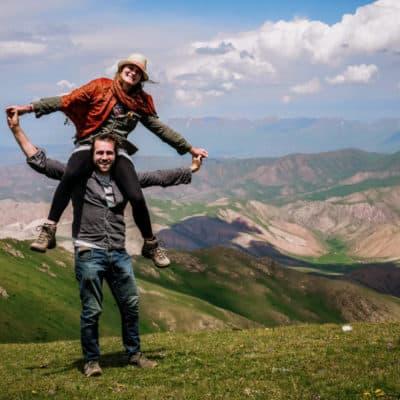 Overland Journey - Journal of Nomads
