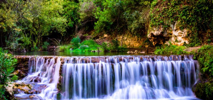 How to get to the Akchour Waterfalls from Chefchaouen - Rif Mountains - Morocco - hiking trail to the Akchour Waterfalls - Journal of Nomads