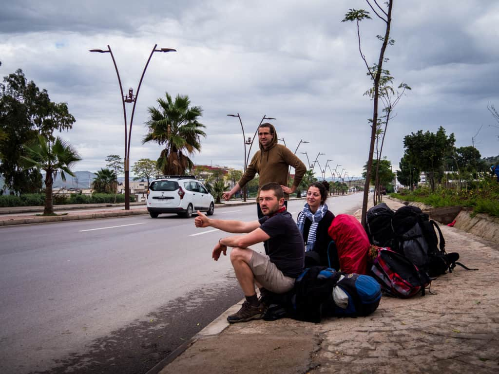 Hitchhiking in Morocco - Journal of Nomads