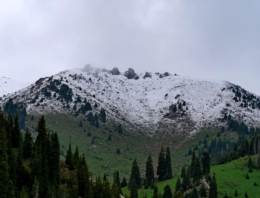 Best hikes in Almaty - Hiking to Three Brothers - Journal of Nomads
