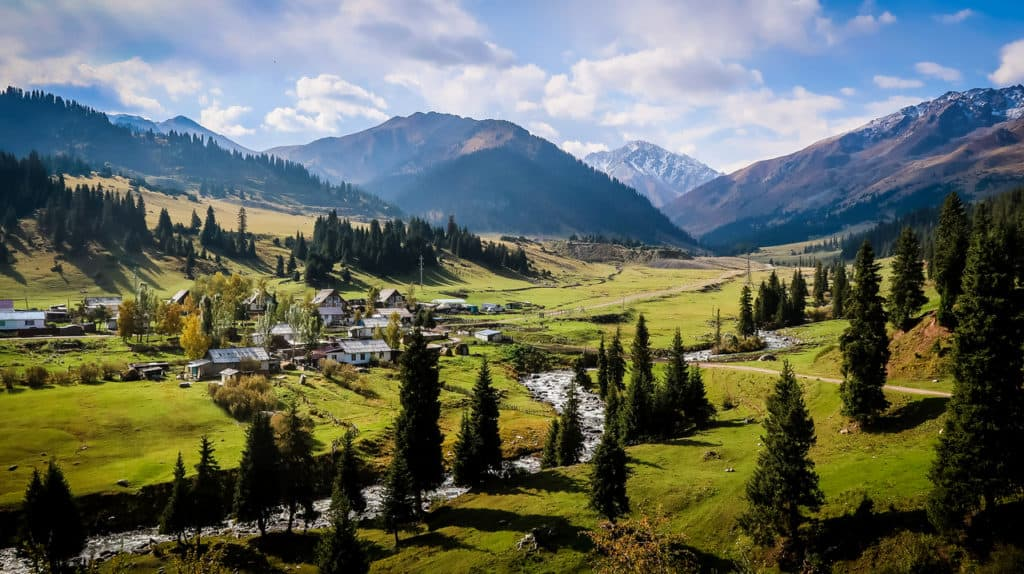 How to renew your tourist visa for Kyrgyzstan - Jyrgalan Valley - Journal of Nomads