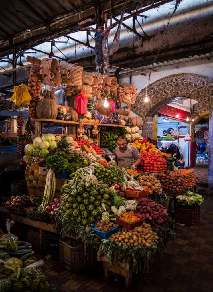Markets of Tangier - Ultimate Travel Guide to Tangier - Journal of Nomads
