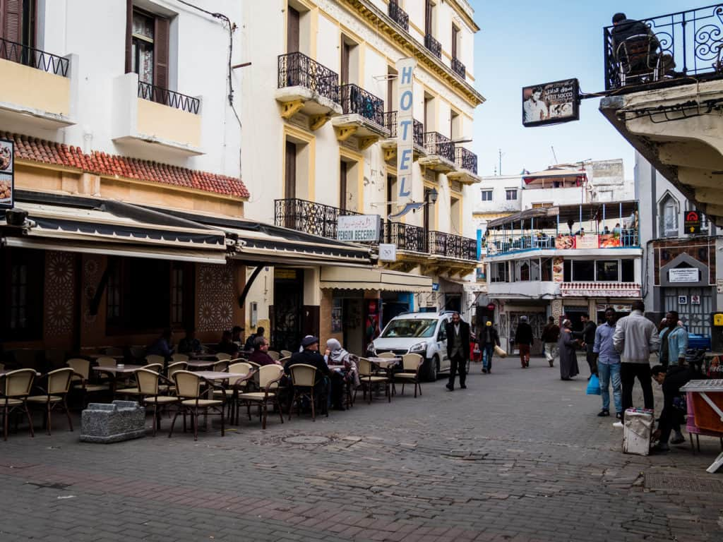 Things to do in Tangier - The Ultimate Guide to Tangier, Morocco -Petit Socco- Journal of Nomads