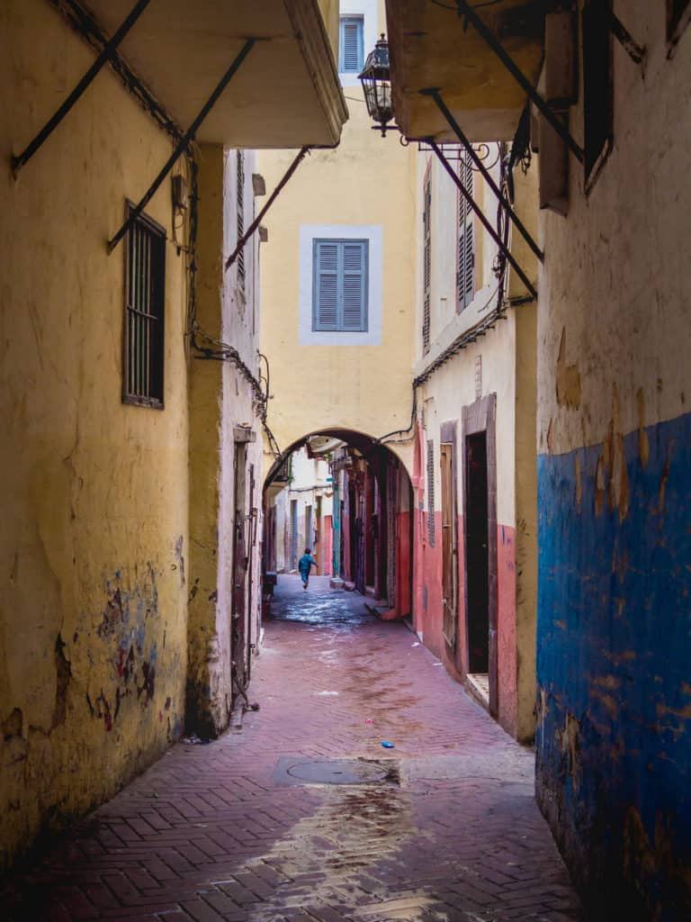Tangier medina - Places to visit in Tangier - Journal of Nomads