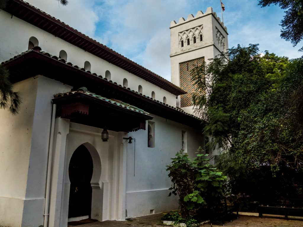 St Andrew's Church Tangier - Places to visit in Tangier - Journal of Nomads