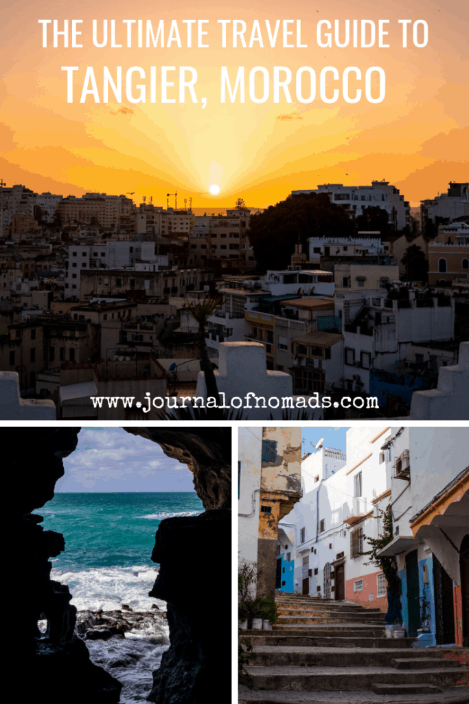 The Ultimate Guide to Tangier - Top things to do in Tangier - Best places to visit in Tangier - City guide Tangier, Morocco - Journal of Nomads