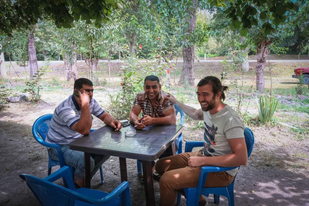 Backpacking in Azerbaijan - Azerbaijan people - Journal of Nomads