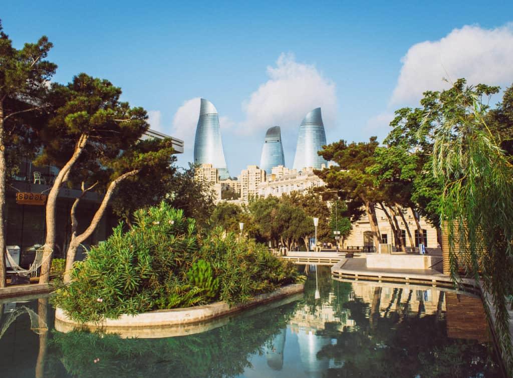 Backpacking in Azerbaijan - Summer in Baku - Journal of Nomads