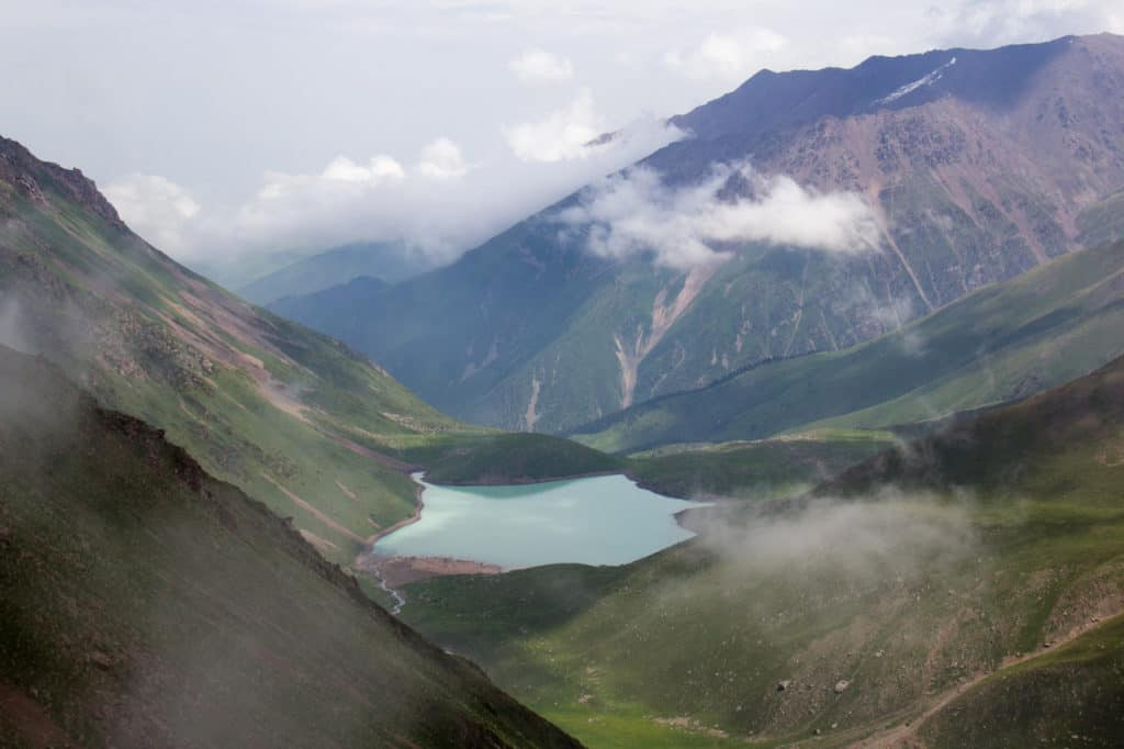A Complete Guide to Trekking in Kyrgyzstan with the best and most beautiful hikes of the country - Journal of Nomads - Kol Tor Lake