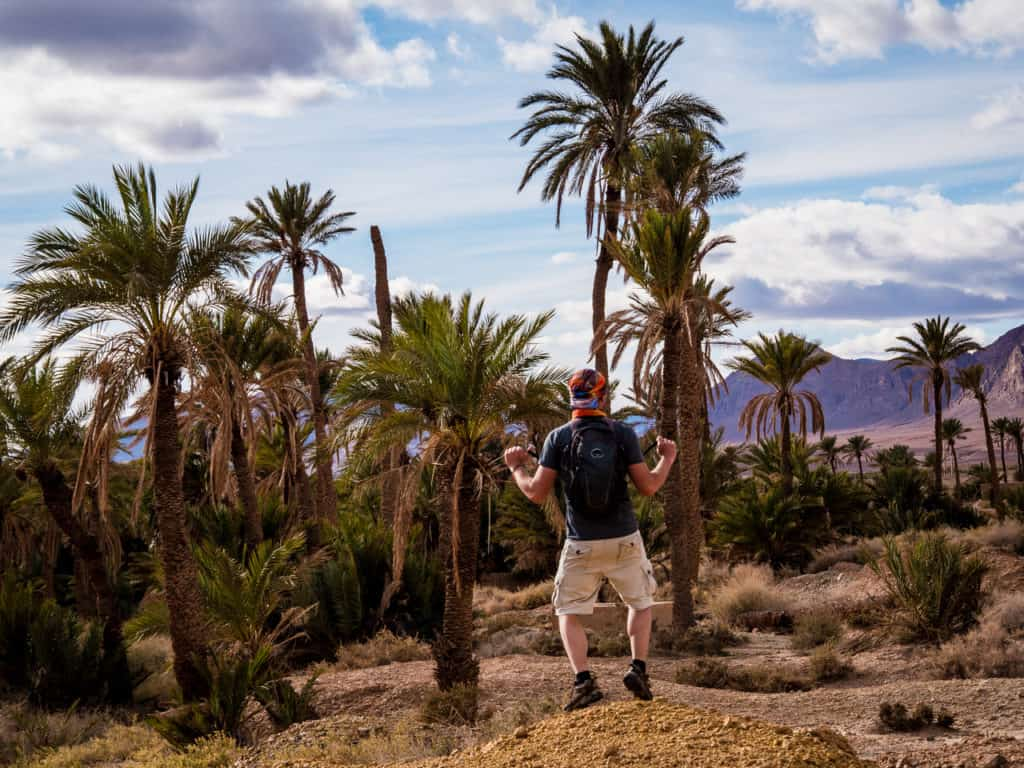 Backpacking in Morocco - Journal of Nomads