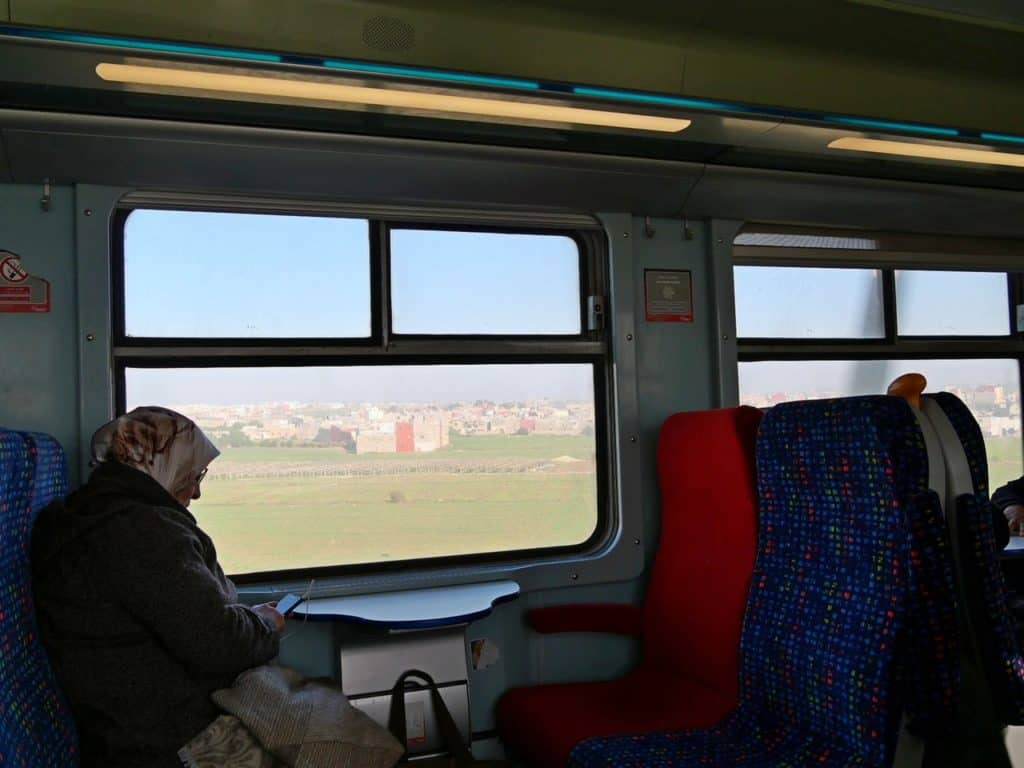 Backpacking in Morocco - Getting around in Morocco by train - Journal of Nomads