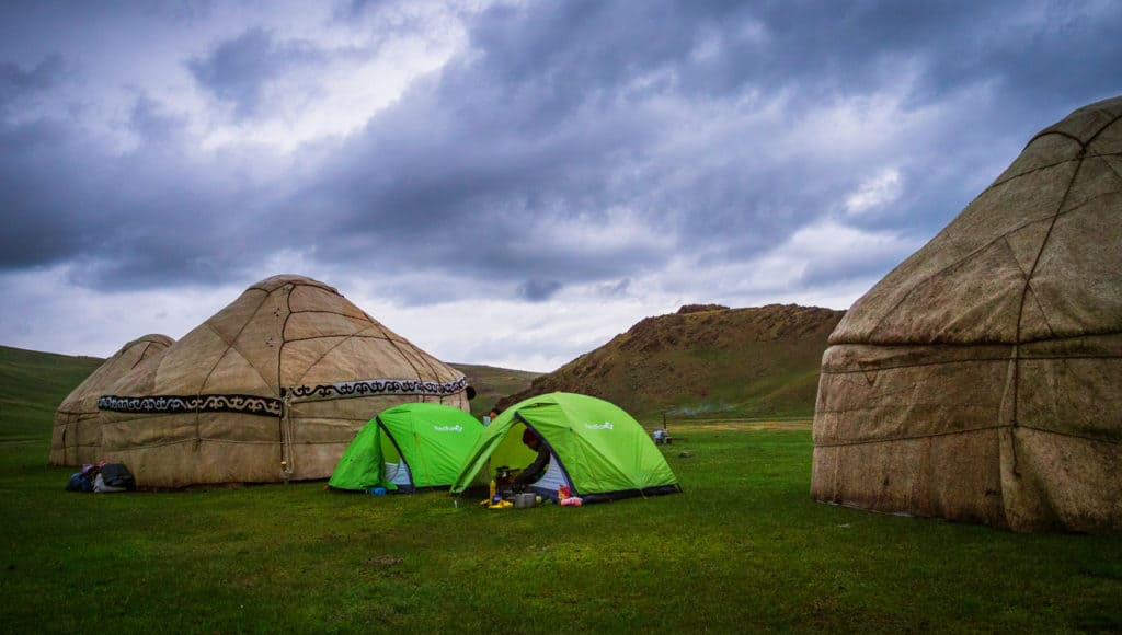 A Complete Guide to Trekking in Kyrgyzstan with the best and most beautiful hikes of the country - Journal of Nomads - Hiking and camping with the nomads in Kyrgyzstan
