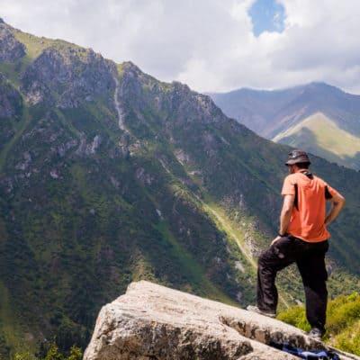 trekking in Kyrgyzstan - mountains of kyrgyzstan - safety of trekking in kyrgyzstan - journal of nomads