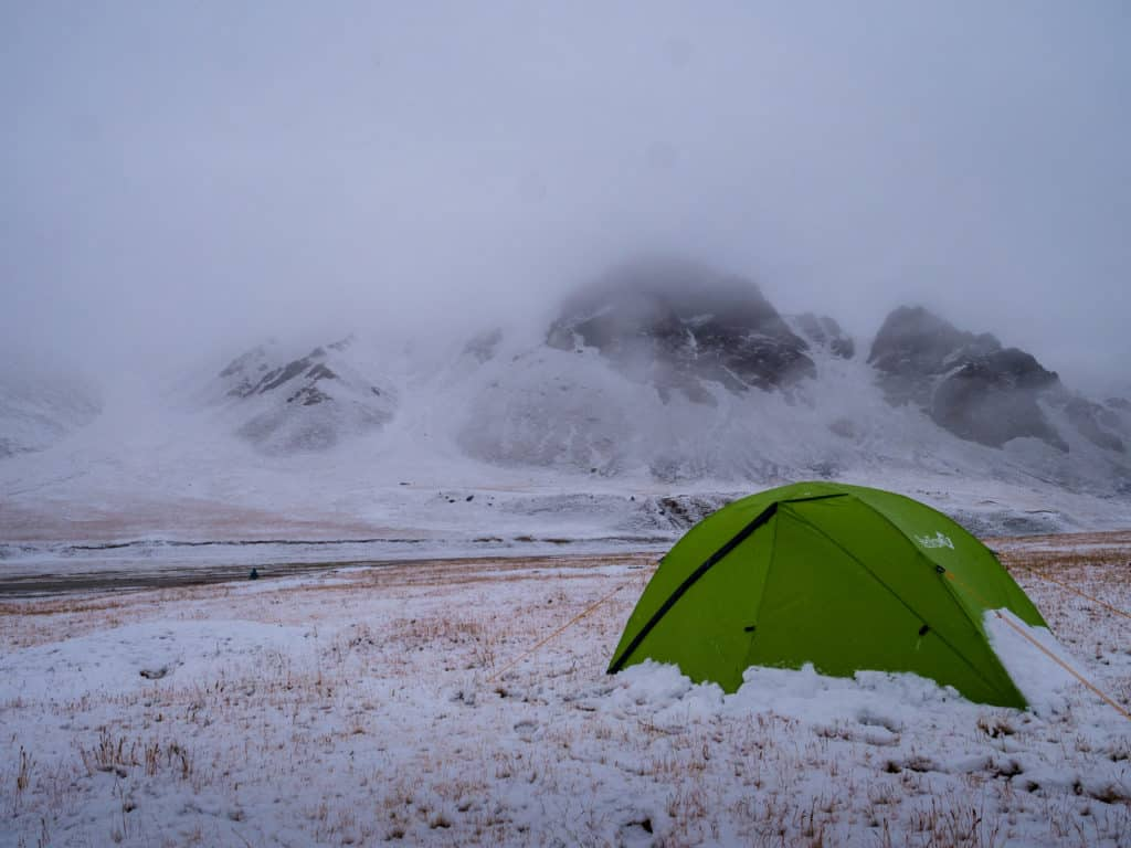 Trekking in Kyrgyzstan - Be prepared for the weather conditions - Journal of Nomads