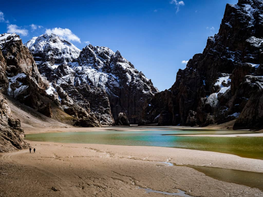 Trekking to Kel Suu Lake - A Complete Guide to Trekking in Kyrgyzstan with the best and most beautiful hikes of the country - Journal of Nomads