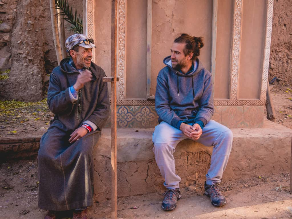 Backpacking in Morocco - languages spoken in Morocco - Journal of Nomads