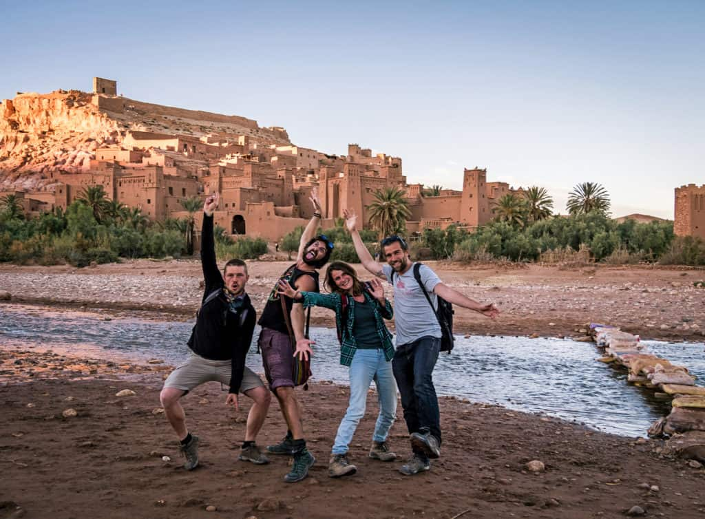 The Ultimate Travel Guide to Backpacking in Morocco - Ait Ben Haddou - Journal of Nomads