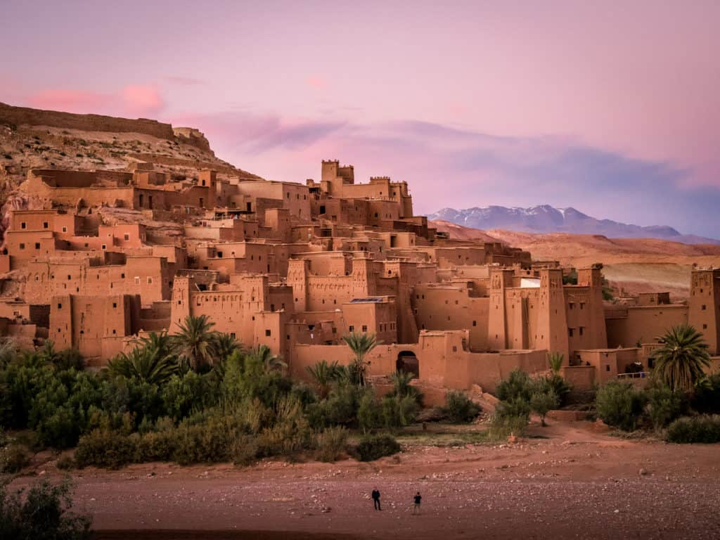 Ait Ben Haddou - Places to visit near the Todra Gorges - Journal of Nomads