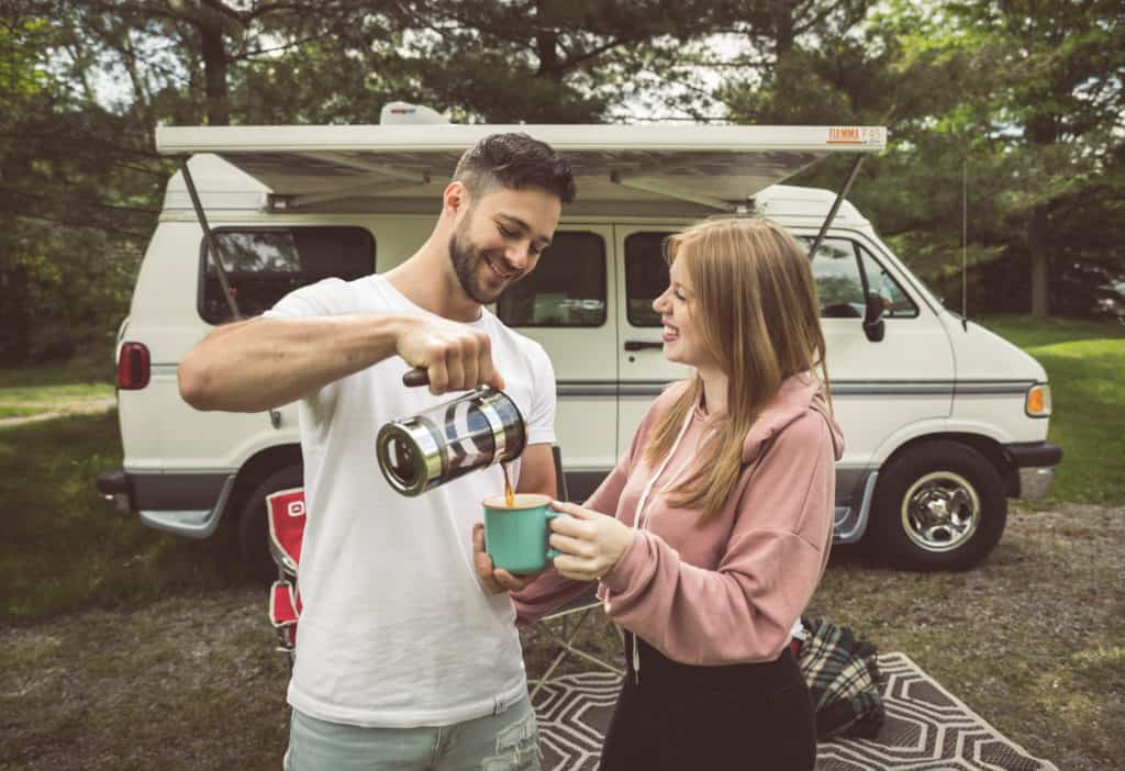 Planning a Campervan Adventure - Top 5 RV Travel Hacks - Journal of Nomads