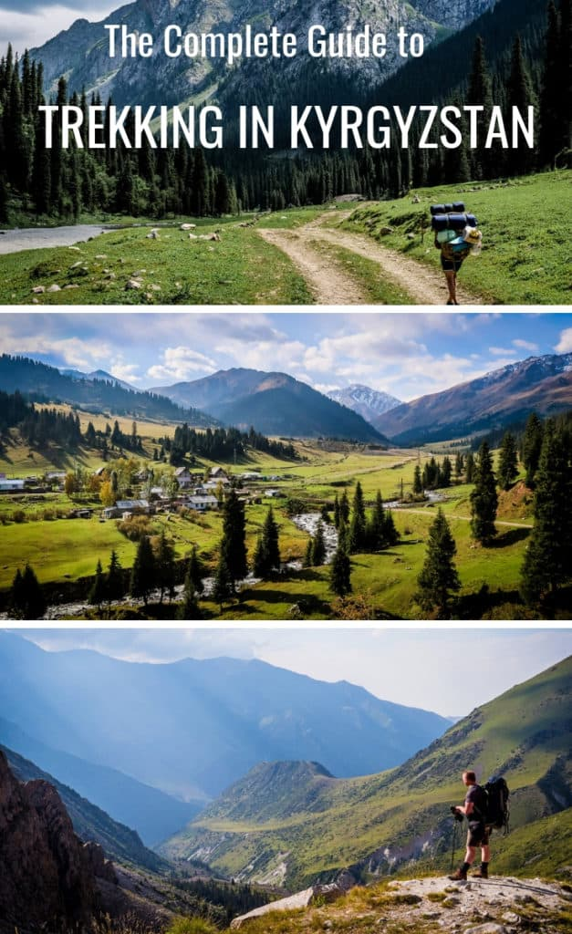 The Complete Guide to Trekking in Kyrgyzstan with the best and most beautiful hikes of the country - Journal of Nomads