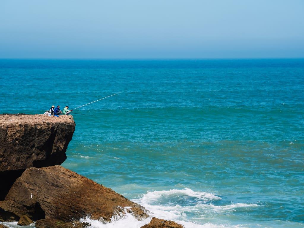 the beautiful coastline of Rabat - journal of nomads