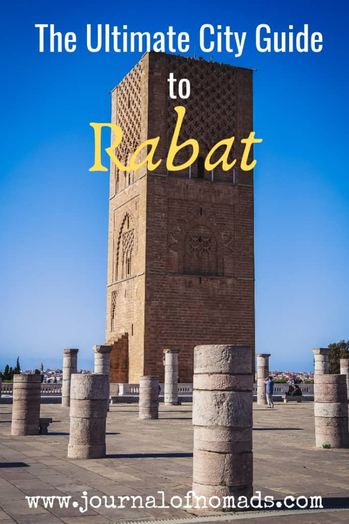 ultimate city guide to rabat - journal of nomads