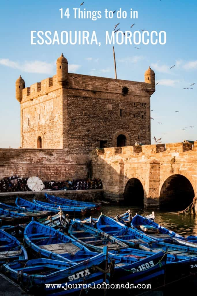 Things to see and do in Essaouira, Morocco – The complete guide to Essaouira, Morocco - The best places to see in Essaouira - Journal of Nomads