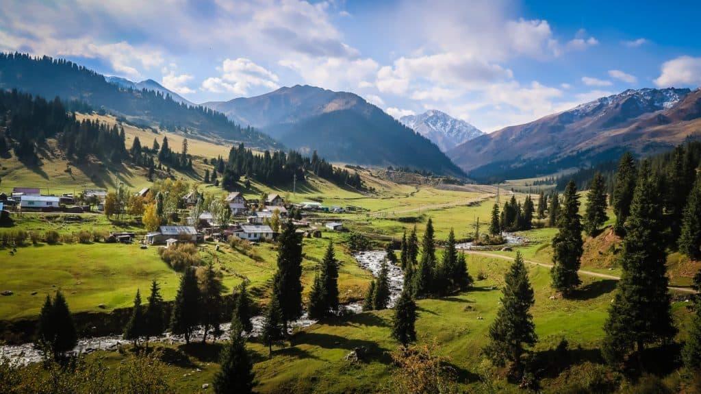 Jyrgalan Valley Kyrgyzstan - best places to visit in Kyrgyzstan - Journal of Nomads