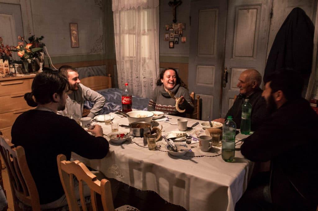 Enjoying the Georgian Hospitality - and food!! - Journal of Nomads