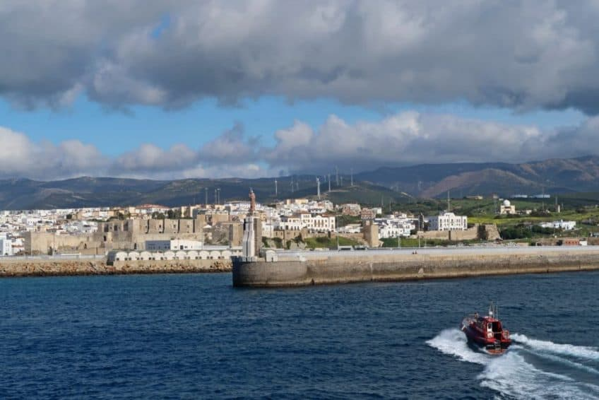 Taking the ferry from Tangier in Morocco to Tarifa in Spain - Useful Tips before you go - Journal of Nomads