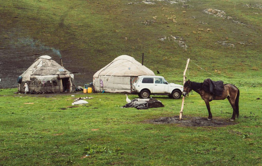 culture of Kyrgyzstan - yurt camps - Journal of Nomads