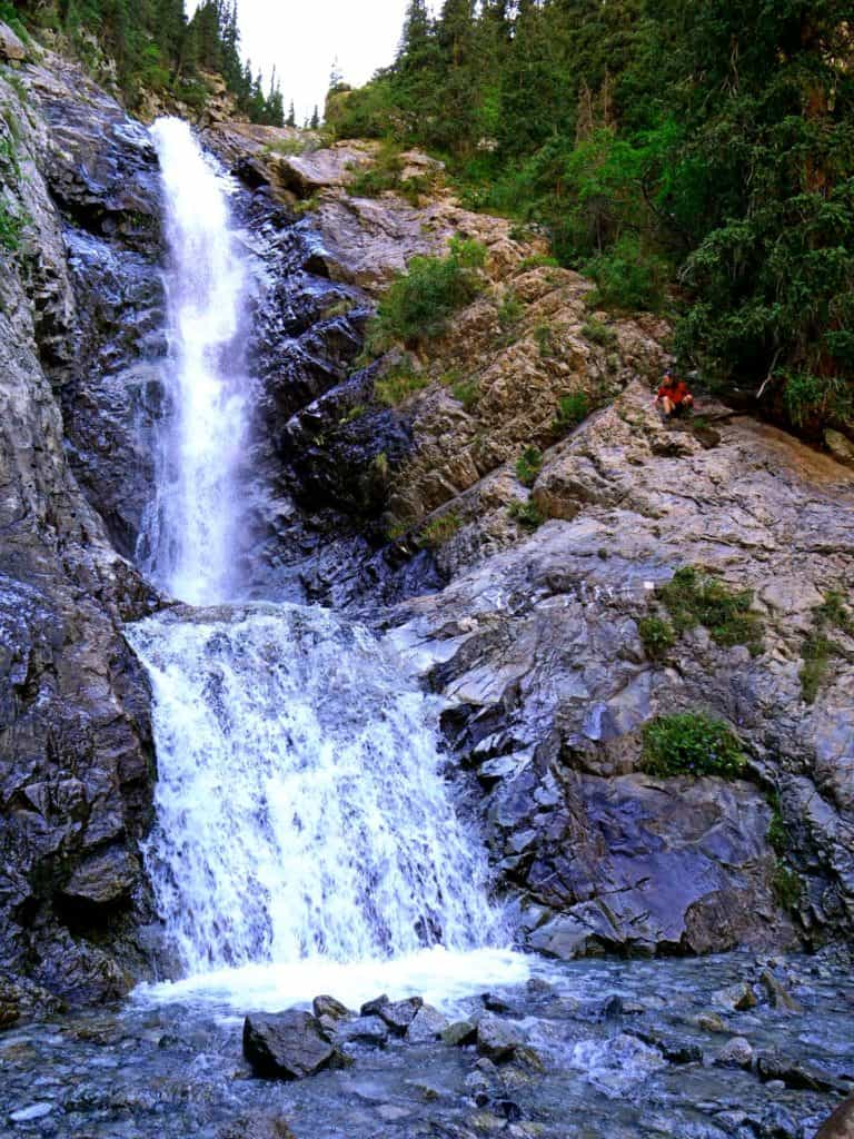 Barskoon Waterfall - Things to do around South Shore Issyk-Kul Lake - Places to visit in Kyrgyzstan - Journal of Nomads
