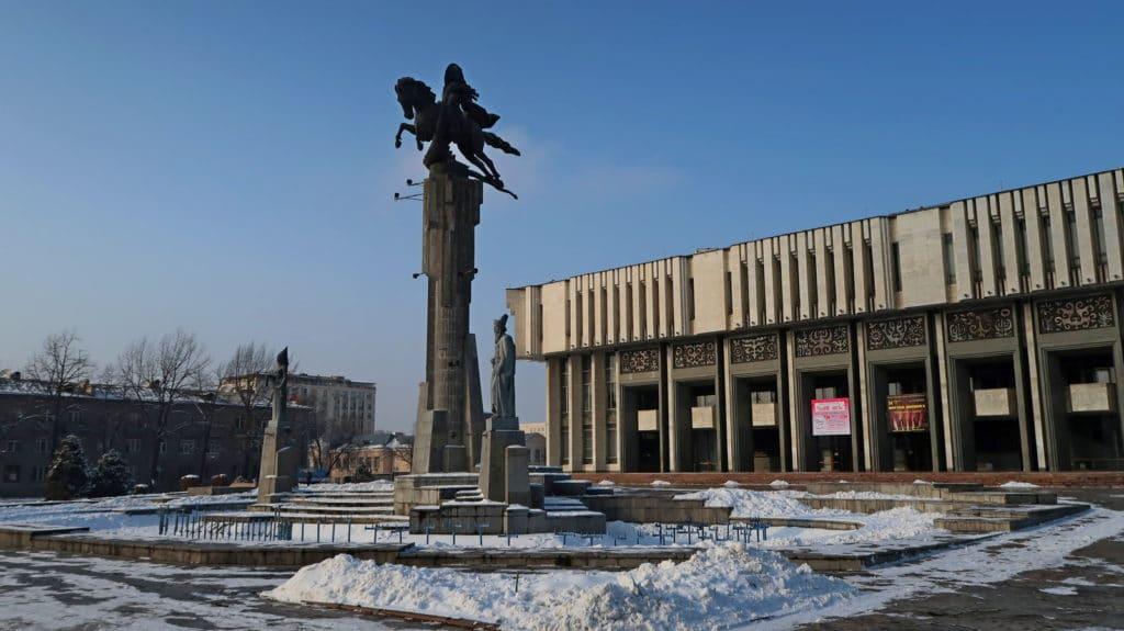 Bishkek - Kyrgyzstan - Journal of Nomads