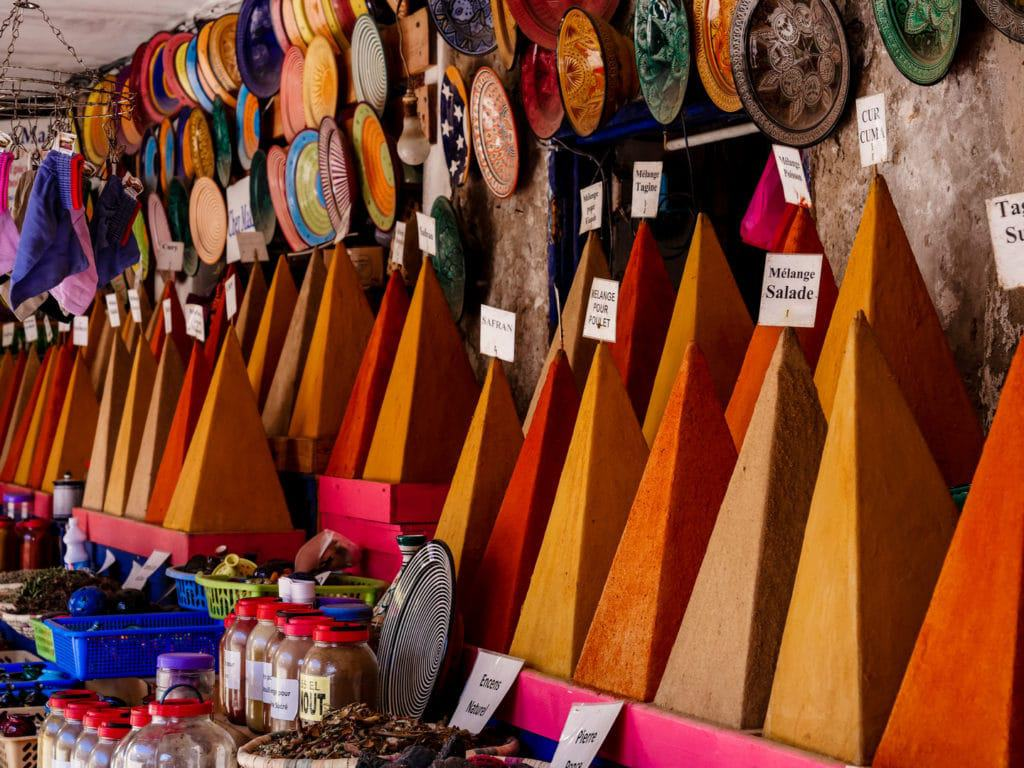 Colors of Morocco - Journal of Nomads