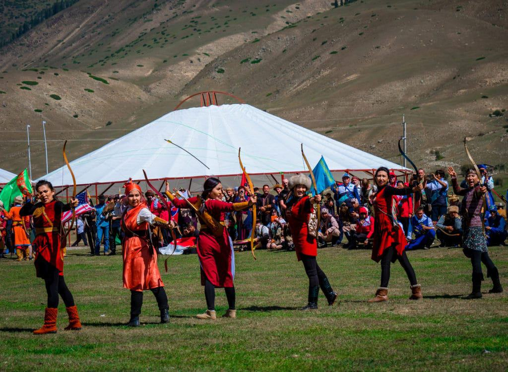 World Nomad Games Kyrgyzstan - Journal of Nomads