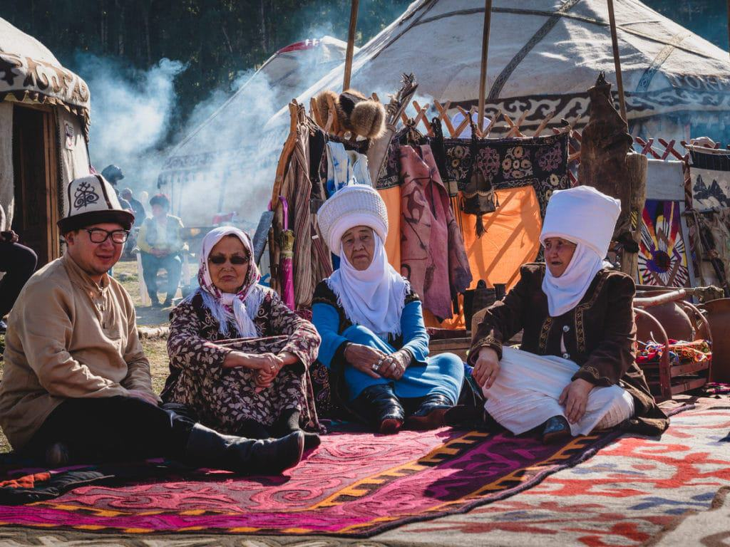 People of Kyrgyzstan - why you should visit kyrgyzstan in 2019 - Journal of Nomads