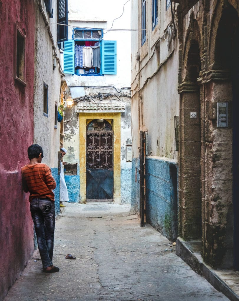 Little streets of Morocco - colorful medinas - old city centers - Journal of Nomads