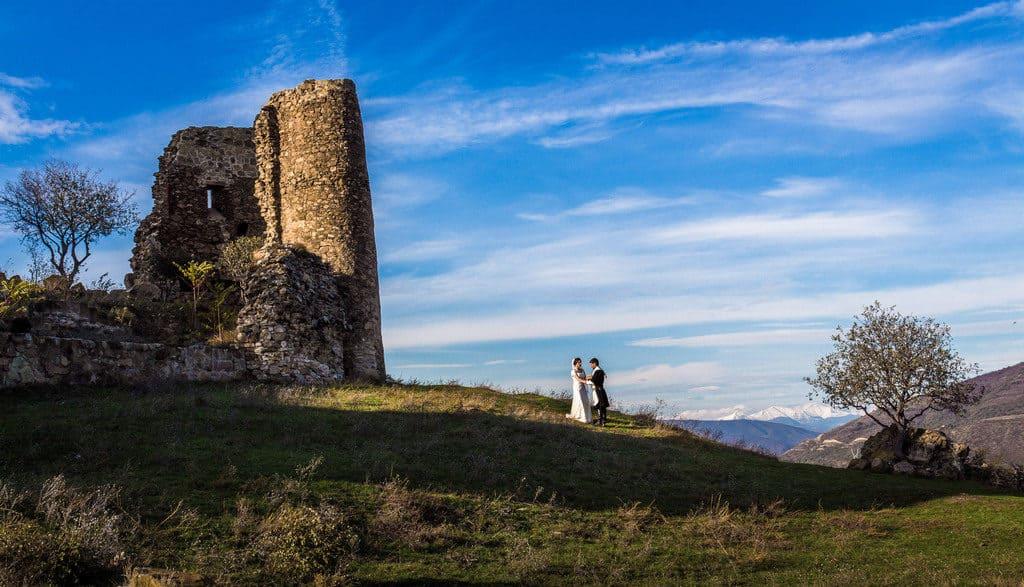 Wedding at Mtskheta Georgia - Journal of Nomads