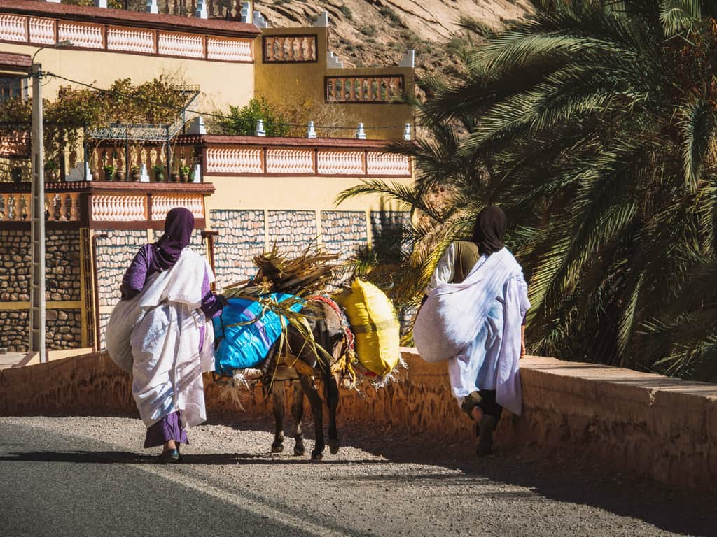 Morocco photography rural areas - Journal of Nomads