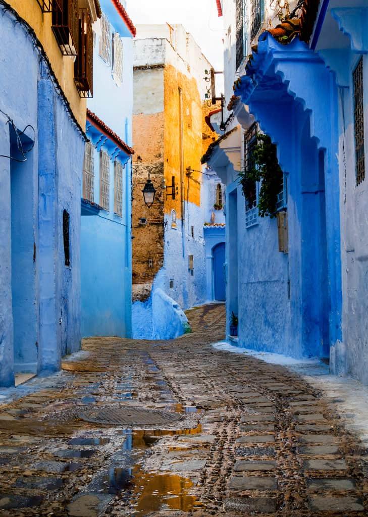 Chefchaouen Blue city of Morocco - Journal of Nomads