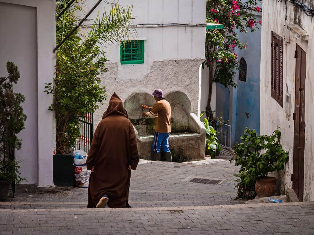 Morocco Street photography - Tangier Old medina - Journal of Nomads