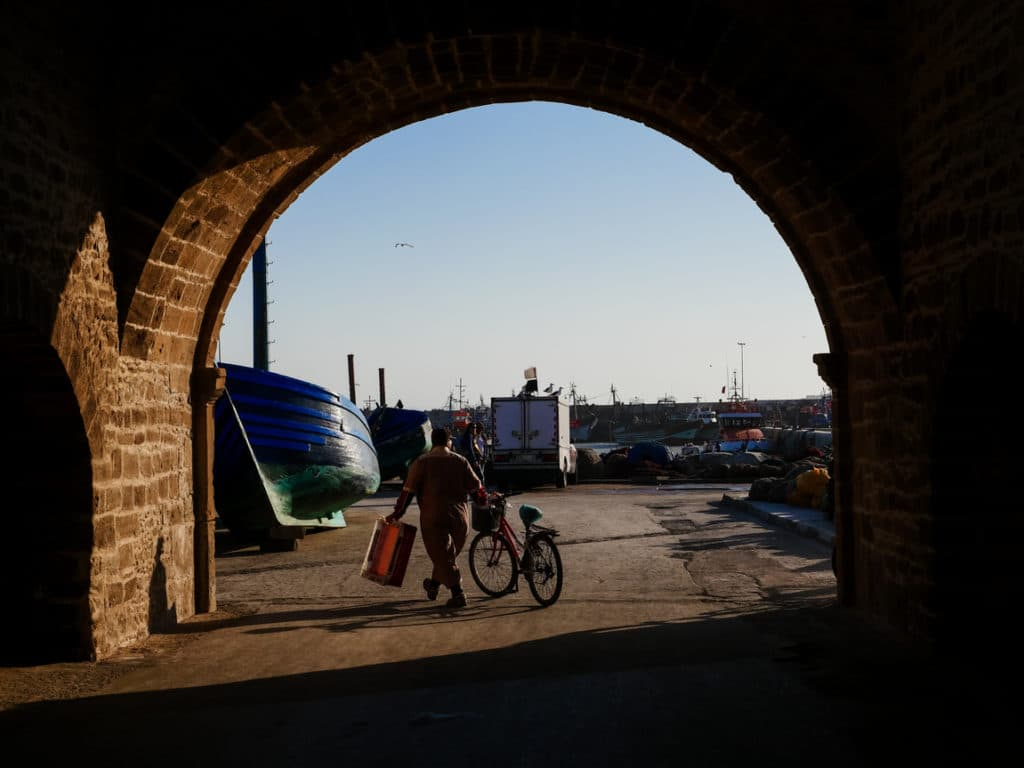 Street Photography Essaouira - Journal of Nomads