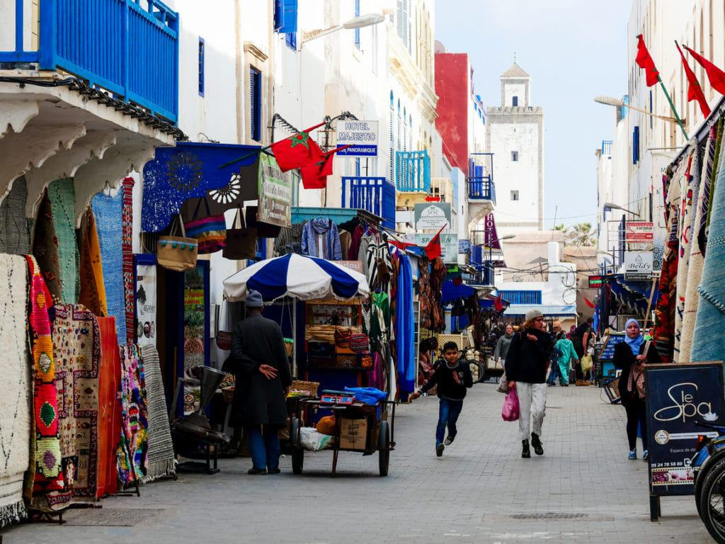 Streets of Essaouira - travel photography - Journal of Nomads